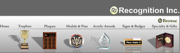 TROPHIES, PLAQUES, AWARDS, MEDALS